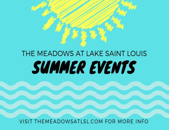 Meadows Summer Events